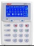 alarm repairs ness keypad
