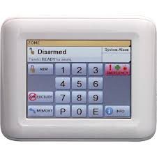 alarm repairs melbourne touch keypad